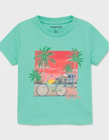 Aqua Ecofriends Cotton T-Shirt