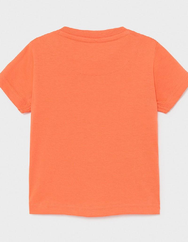 Apricot Ecofriends Cotton T-Shirt