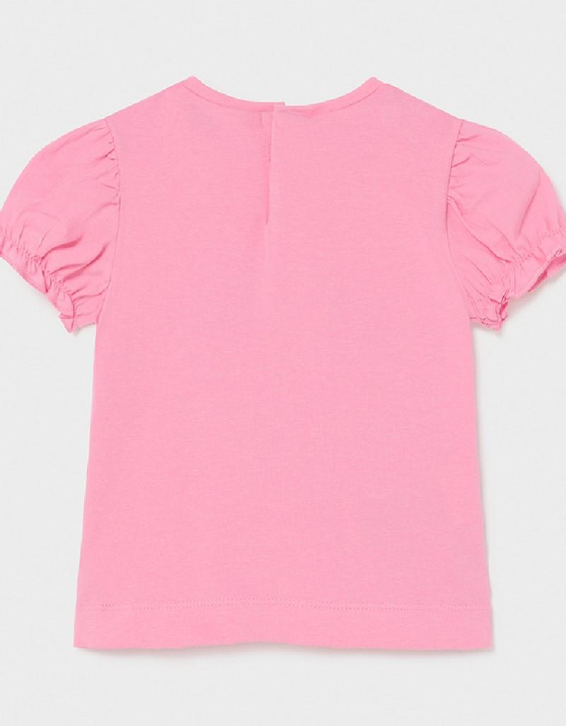 Camellia S/S Printed Tshirt