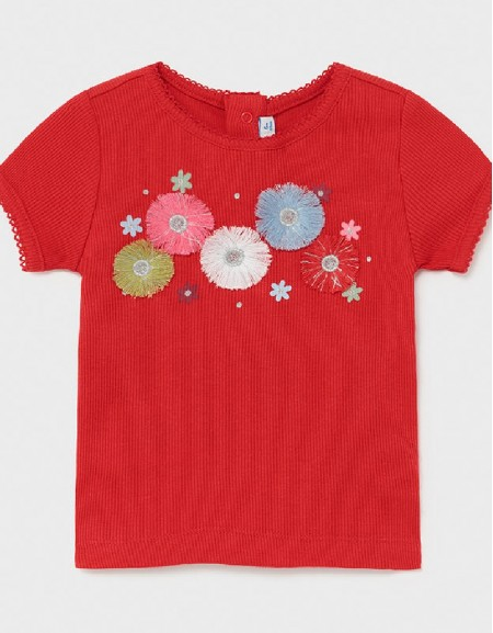 Poppy Short Sleeved Canale T-Shirt