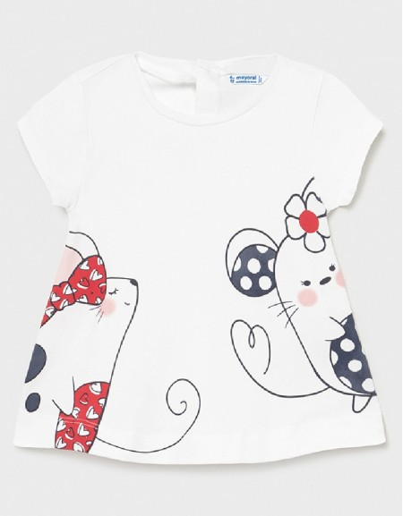 White Ecofriends T-Shirt