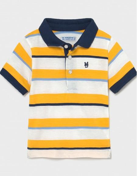 Mango S/S Stripes Polo