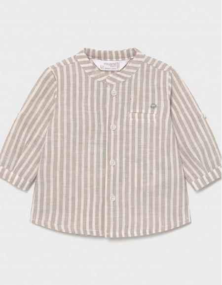 Linen Long Sleeve Shirt