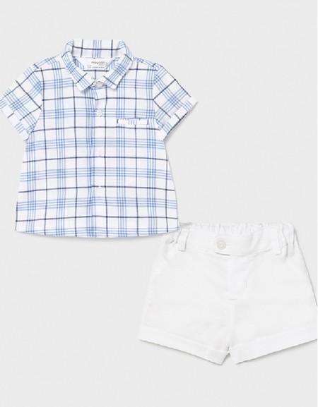Air Shorts And Shirt Set
