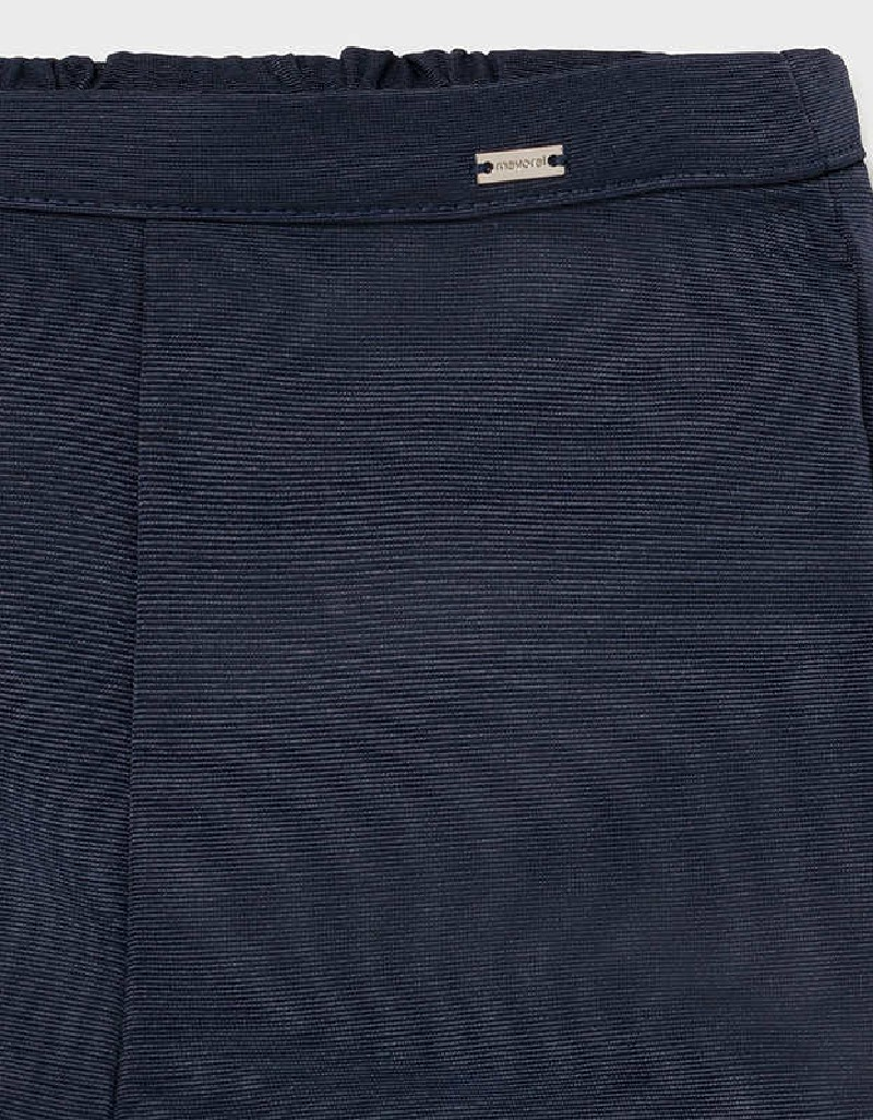 Navy Ecofriends Ottoman Shorts