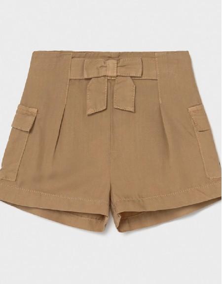 Caramel Ecofriends Fluid Shorts