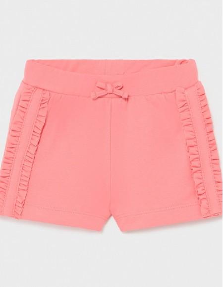 Flamingo Knit Shorts