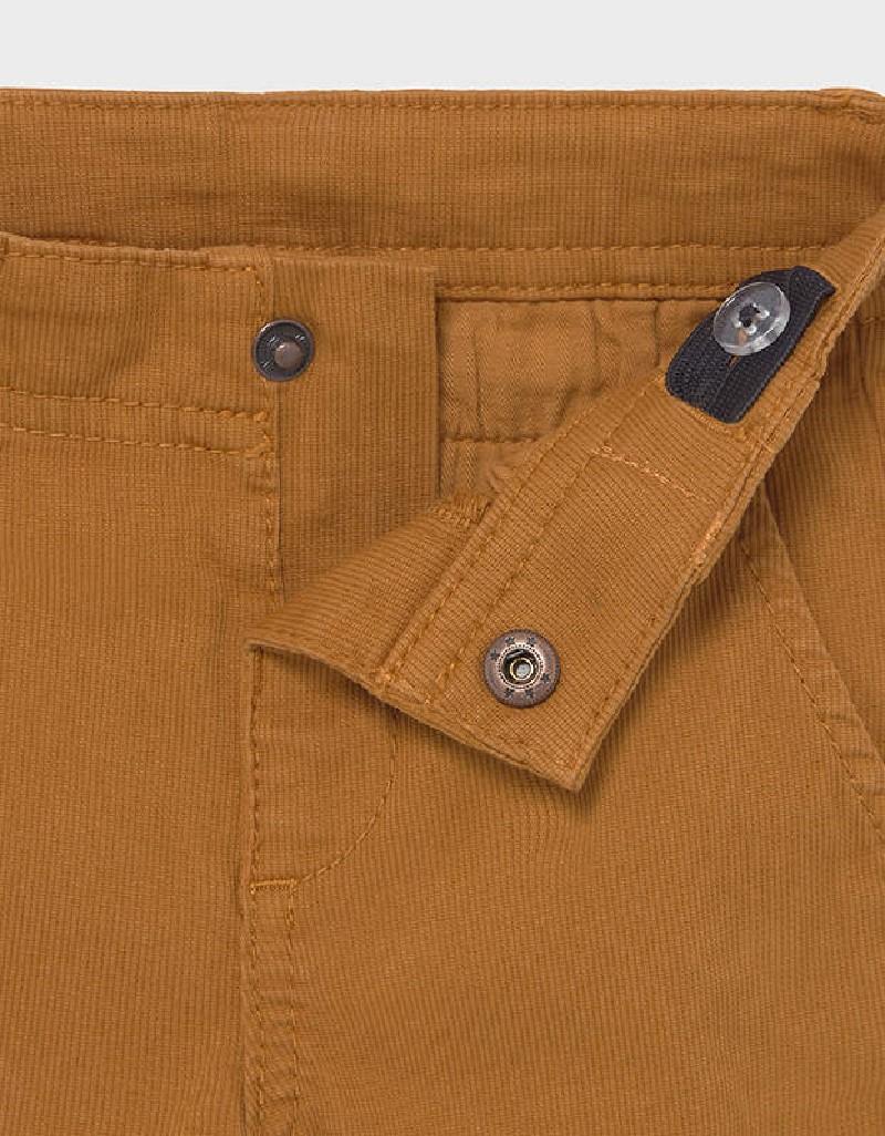 Cookie Pique Shorts W/ Belt