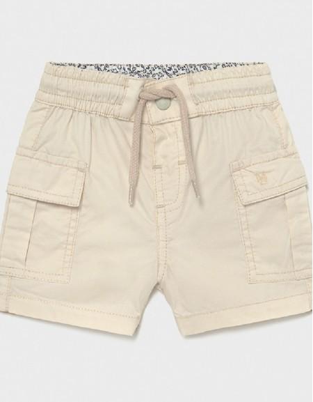 Oat Cargo Shorts