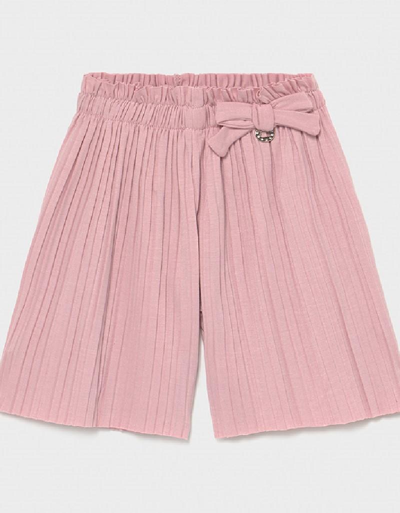 Pink Culotte Pants