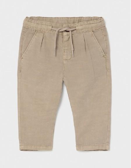 Wicker Casual Linen Trousers