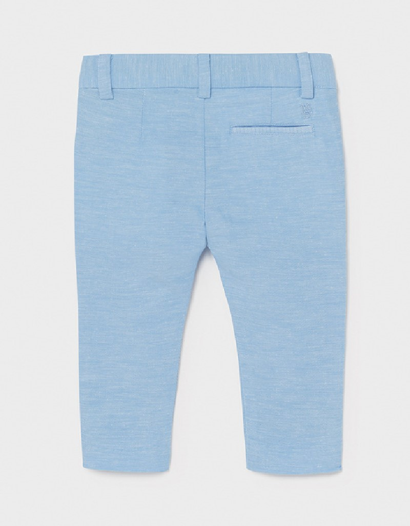 Lavender Dressy Linen Pants