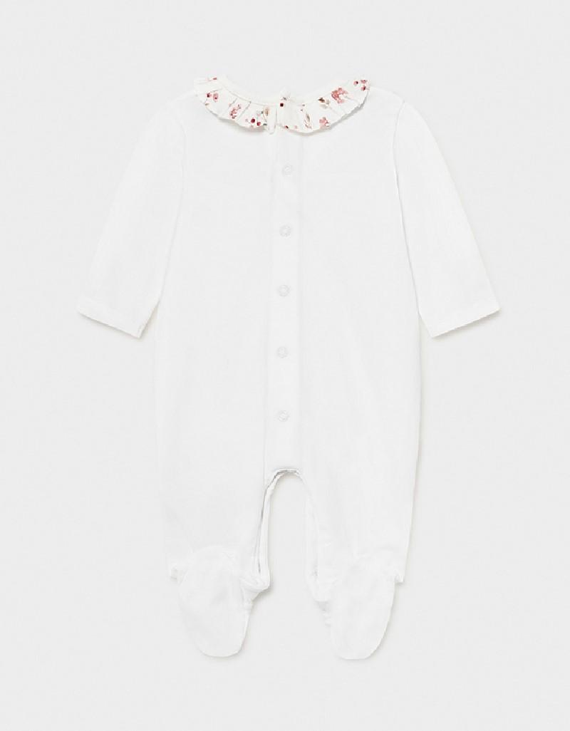 Natural Flower Knit Pyjama