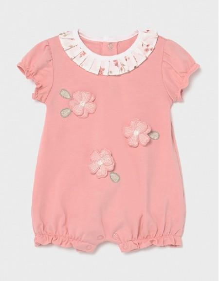 Pink Ruffle Pyjamas