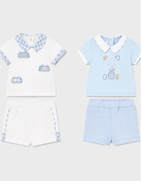 Sky Knit Set 4 Pieces