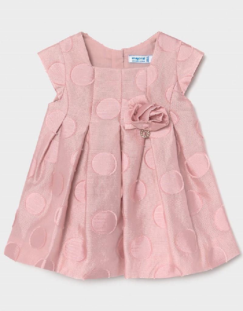 Pink Polka Dots Fantasy Dress