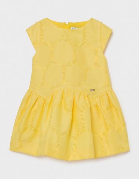 Yellow Fantasy Dress