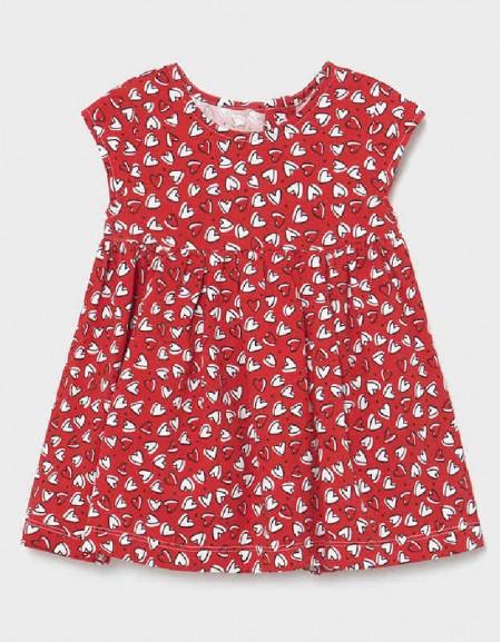 Poppy Printed Knit Dress
