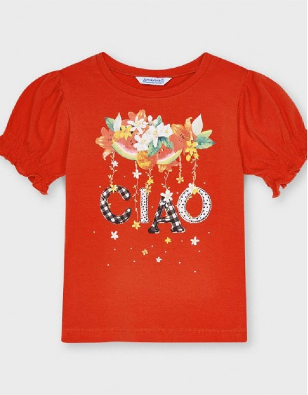 Persimmon S/S Ciao T-Shirt