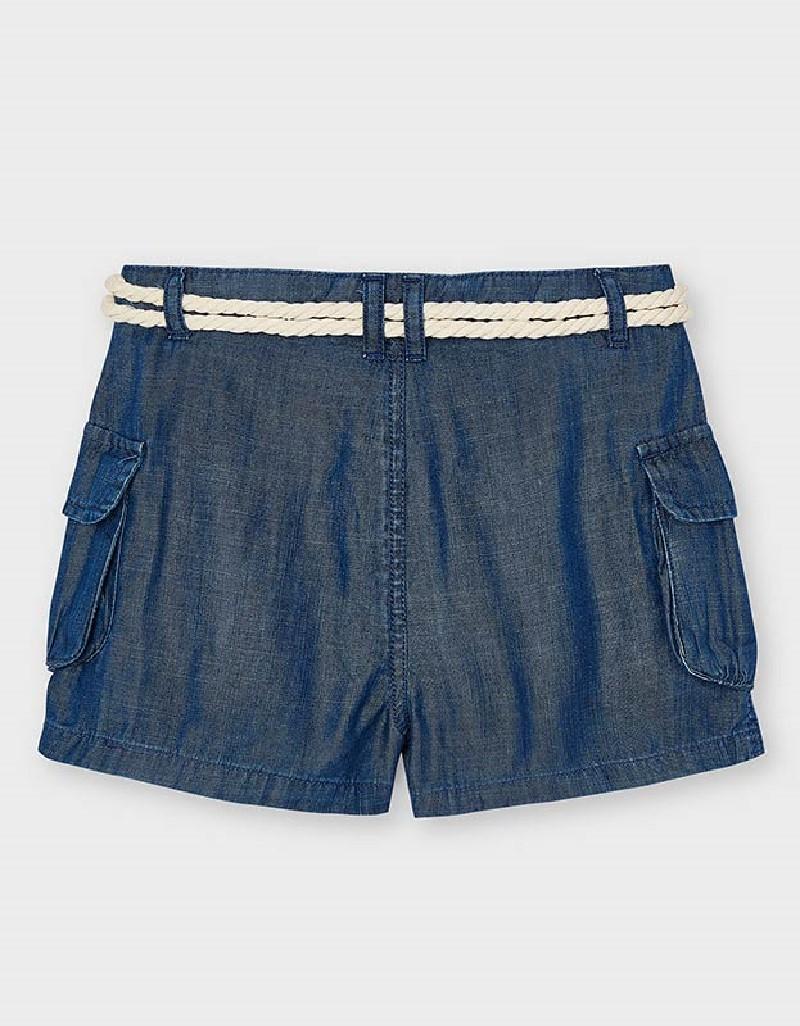 Indigo Ecofriends Flowy Shorts