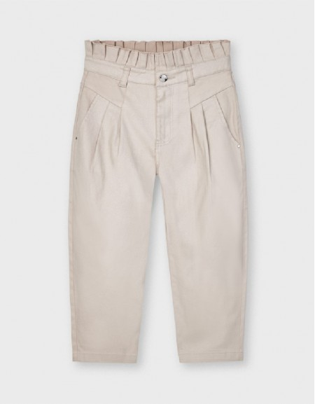 Stone Slouch Trousers