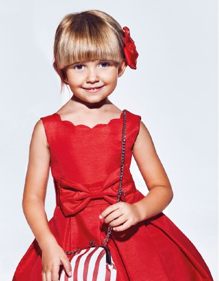 Red Able & Lola Dress