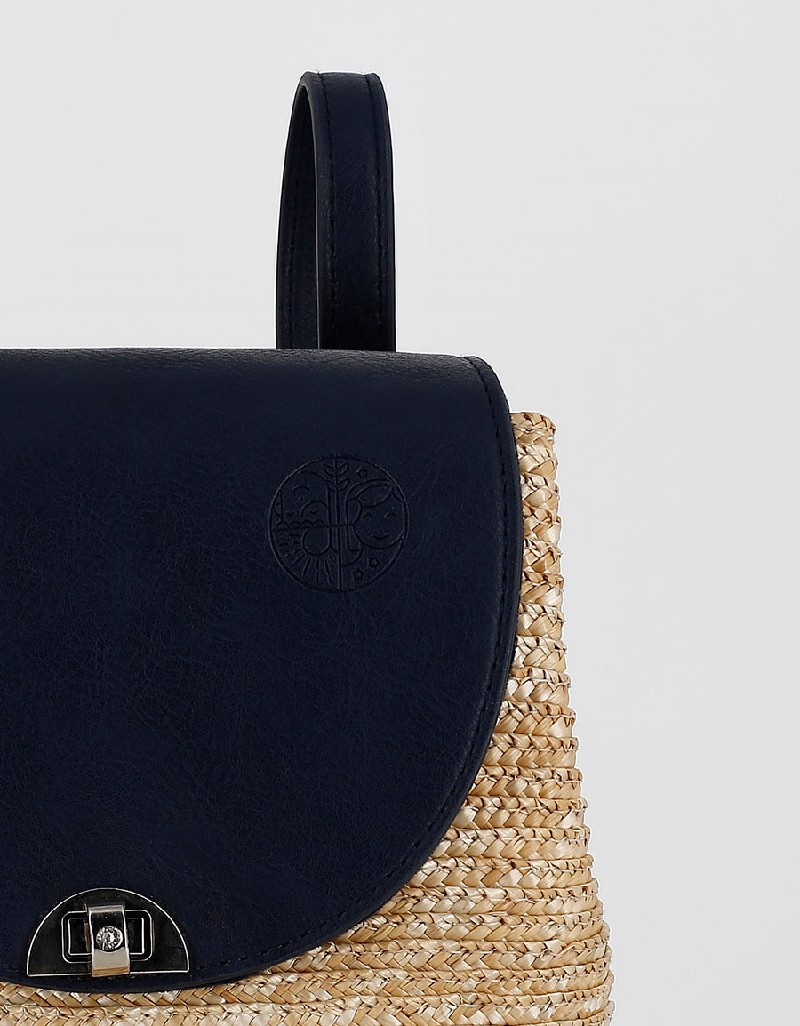 Navy Bags And Backpacks