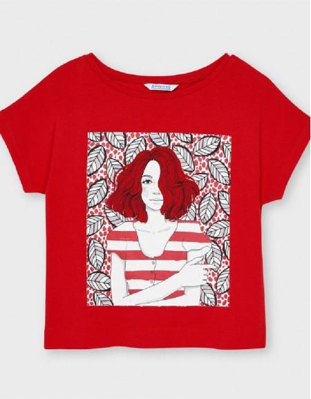 Poppy T-Shirt For Older
