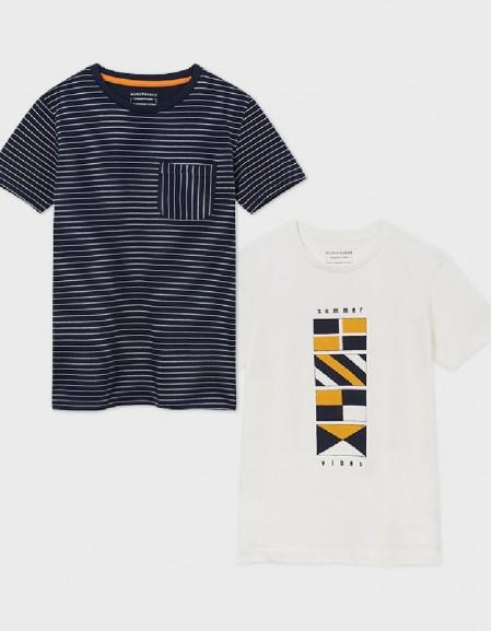 Ocean Set Of 2 Design T-Shirts