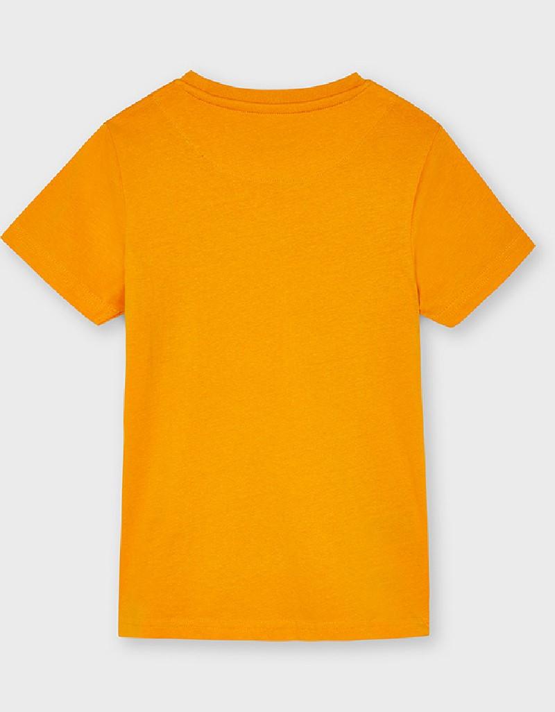 Peach Short Sleeve Tshirt
