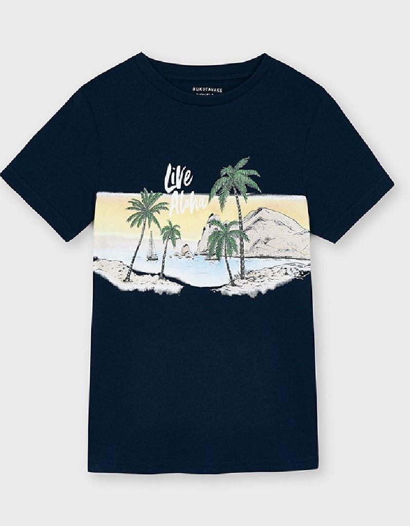 Ocean Short Sleeve Tshirt
