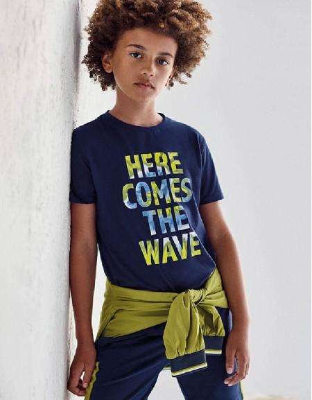 Ocean S/S T-Shirt Wave
