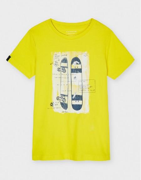 Lemon Ecofriends Skate T-Shirt