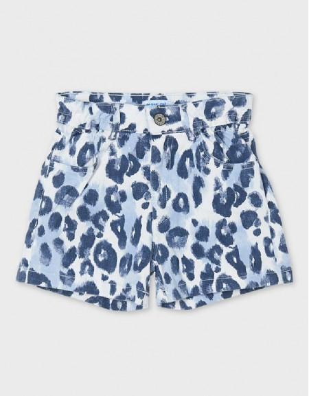 Dark High Waisted Shorts