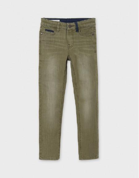 Hunt Green Ecofriends Skinny Jeans