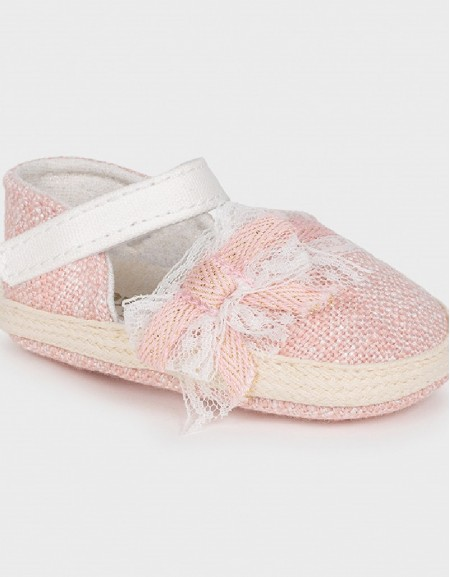 Candy Espadrilles For New Born Girl