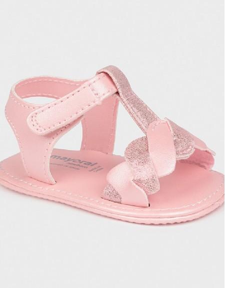 Candy Newborn Girl Combo Sandals