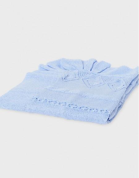 Sky Ceremony Baby Blanket
