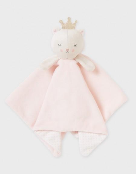 Pale Blush Animal Comforter