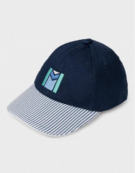 Blue Combined Cap