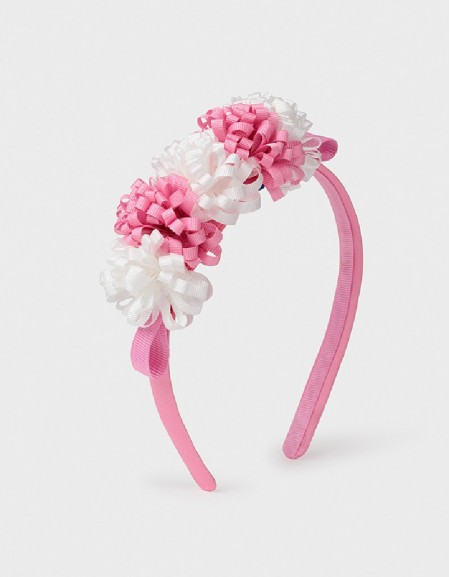 Camellia Flowers Headband