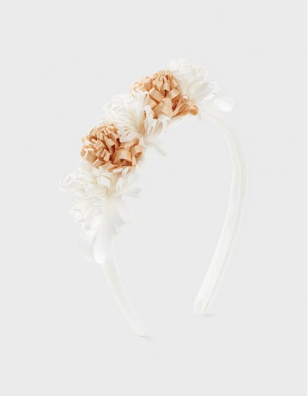 Natural Flowers Headband