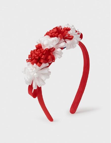 Poppy Flowers Headband