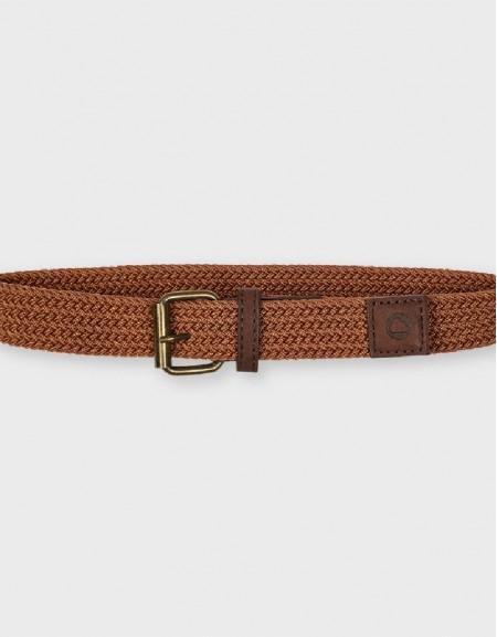 Clay Elastic Braided Belt