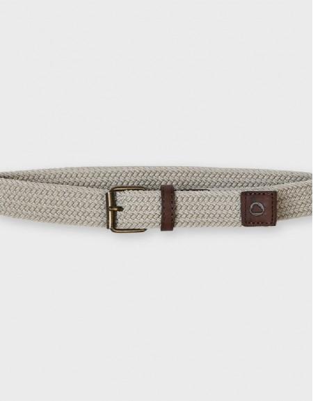 Sand Elastic Braided Belt