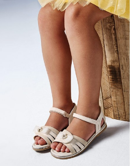 Champagne Ceremony Sandals