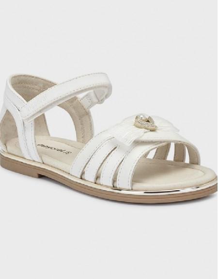 White Ceremony Sandals