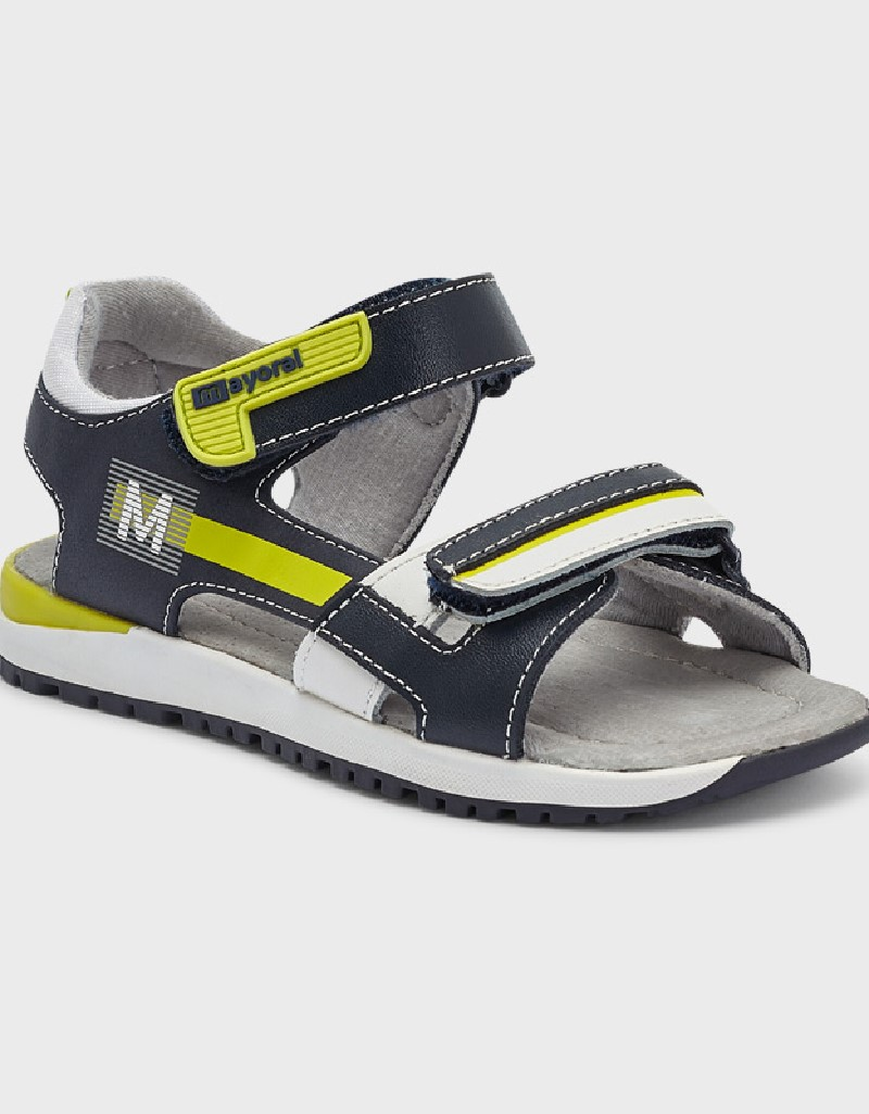 Lime Baby Shoes