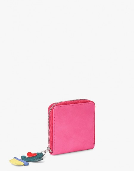 Pink Accessory Purse