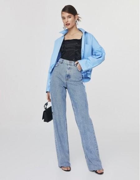 Indigo The 90S Full Length Jeans